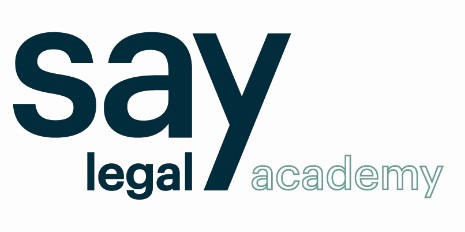 Say legal academy - Sarah Arayess