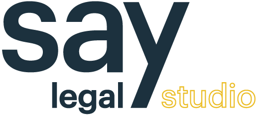 Say legal studio - Food law, Product law, Advertising law